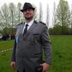 2. Schützenmeister Jens Zirkler